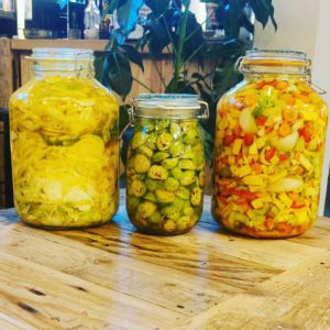 Brussels Sprout: Lactofermentation & Kimchi
